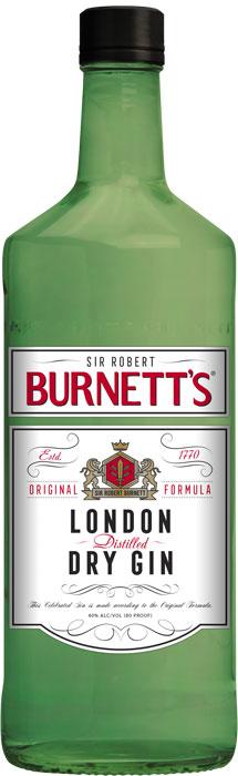 Gin Burnett's