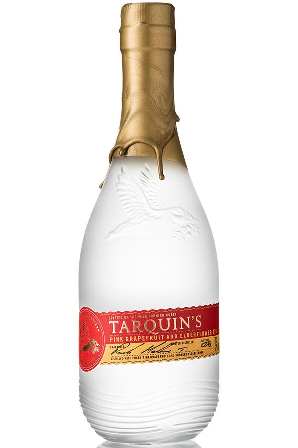 Tarquin's PINK GRAPEFRUIT AND ELDERFLOWER GIN