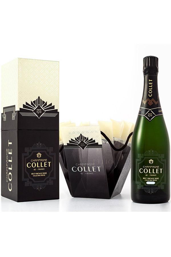 Champagne Collet Brut Vintage 2008 Collection Privée