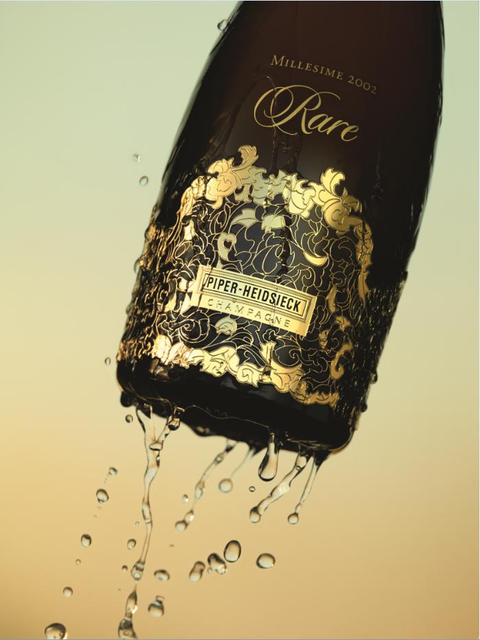 Champagne Rare 2002: Campione dei Campioni!