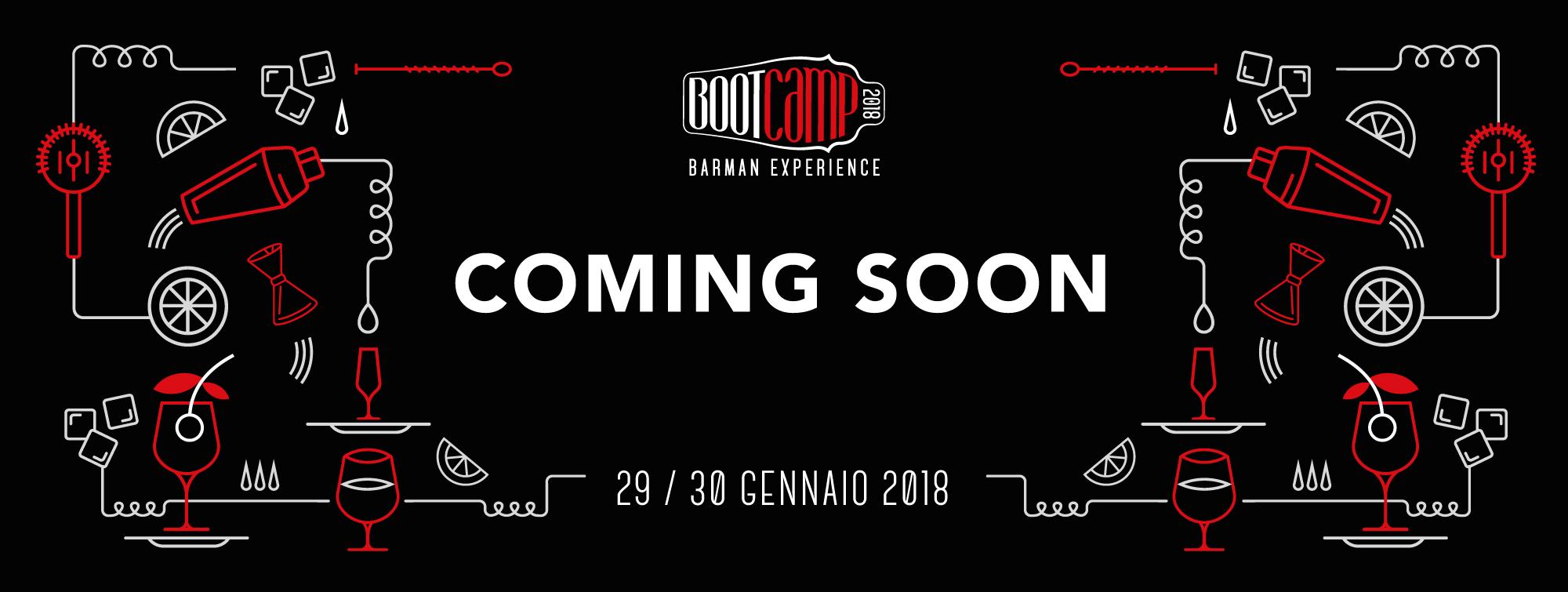 BootCamp 2018 – 29 e 30 Gennaio
