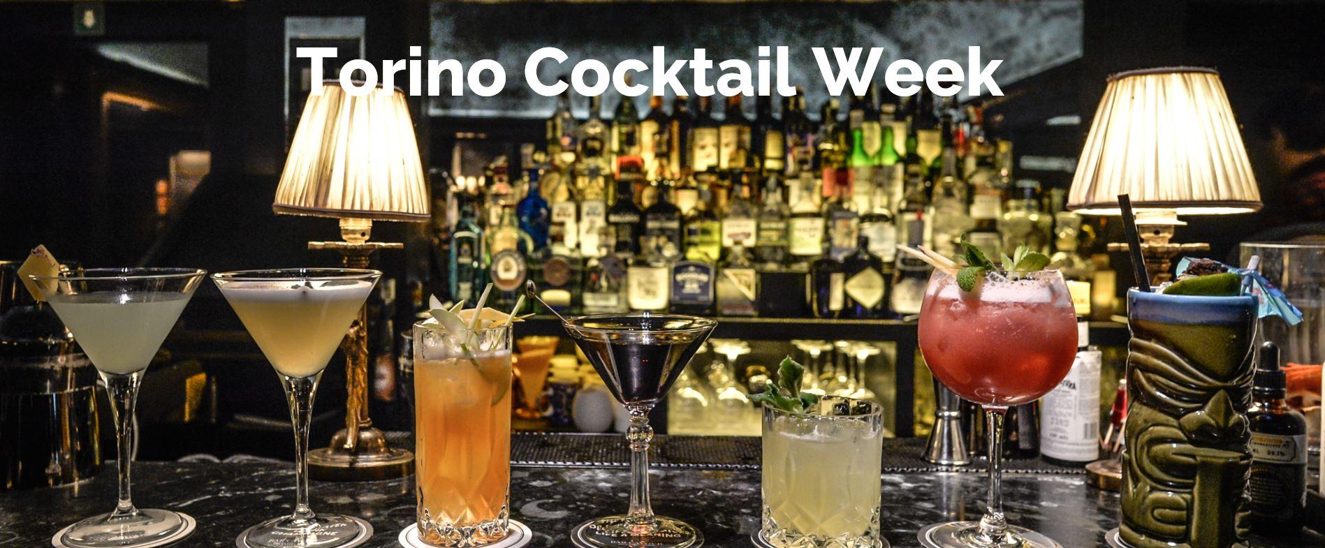 Torino Cocktail Week: 19-25 marzo