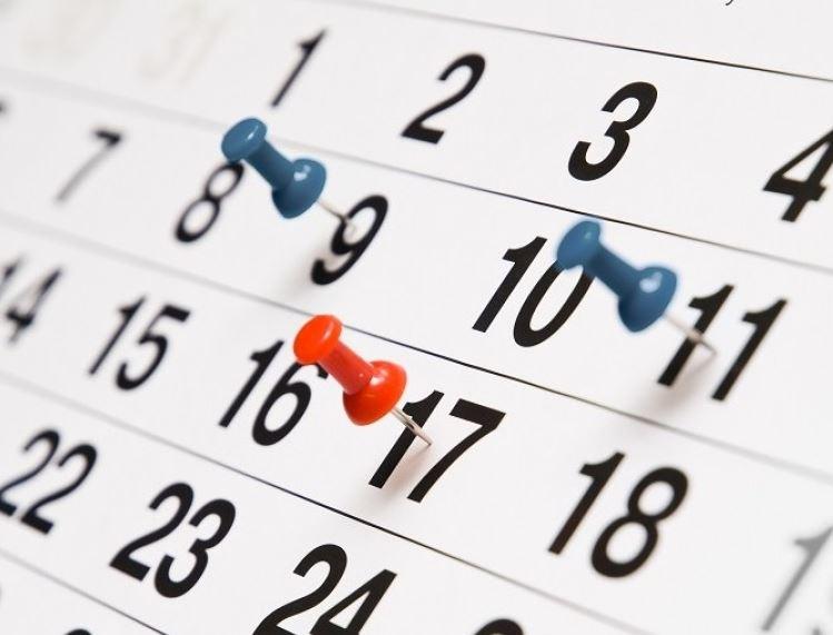 Calendario Masterclass Giugno