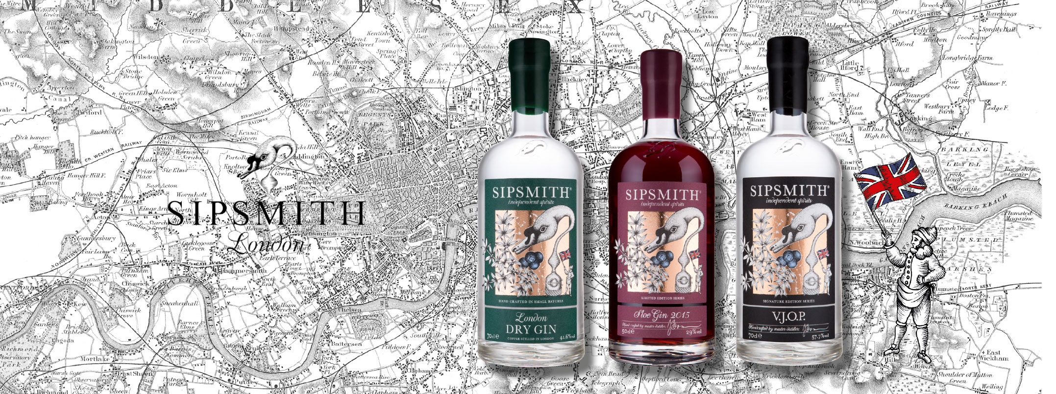 Welcome Sipsmith