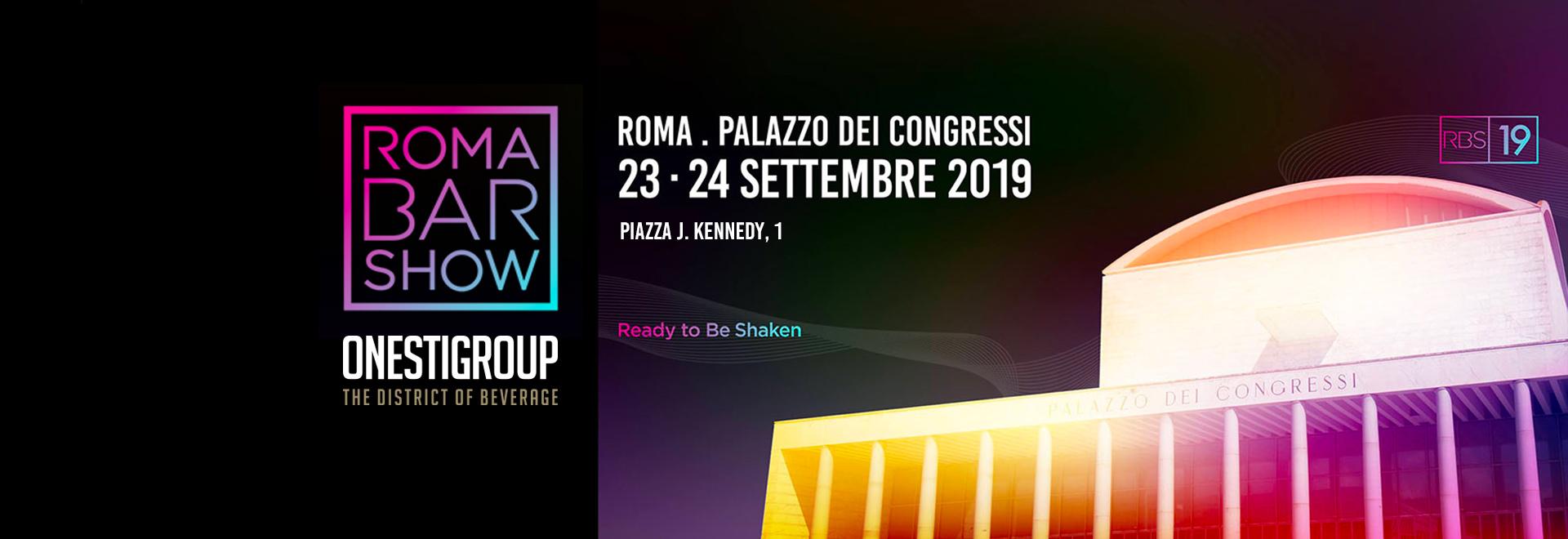 Bar show roma