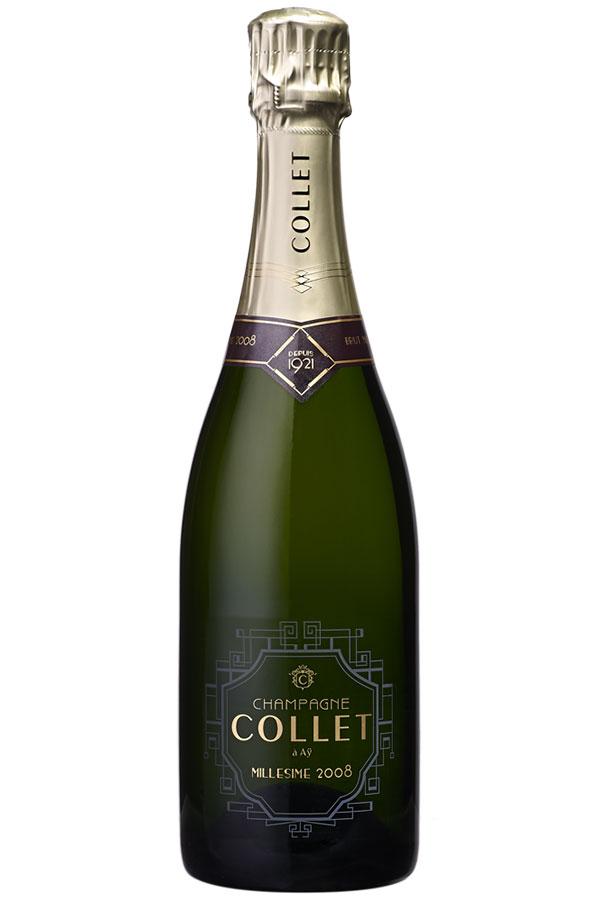 Champagne Millésime 2008