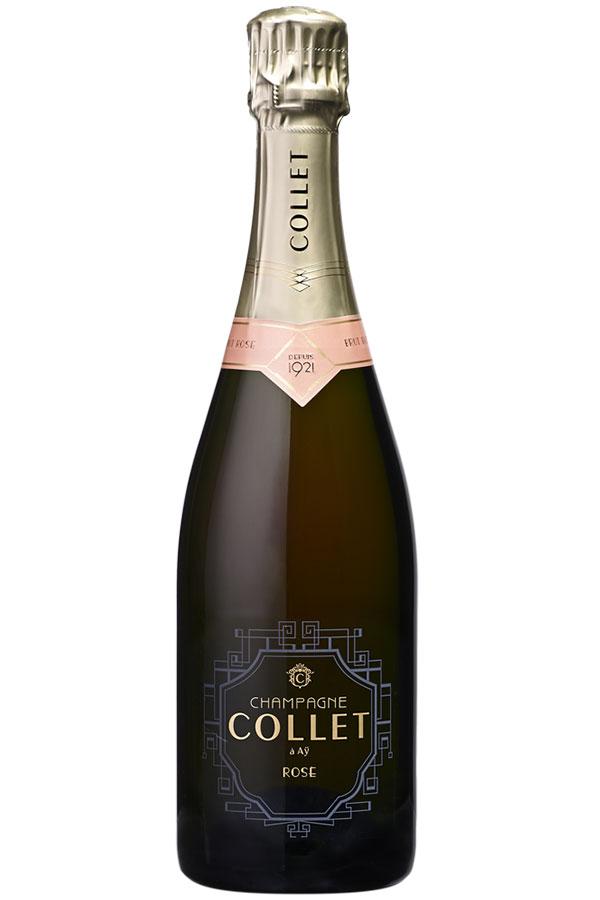 Champagne Rosé Collet