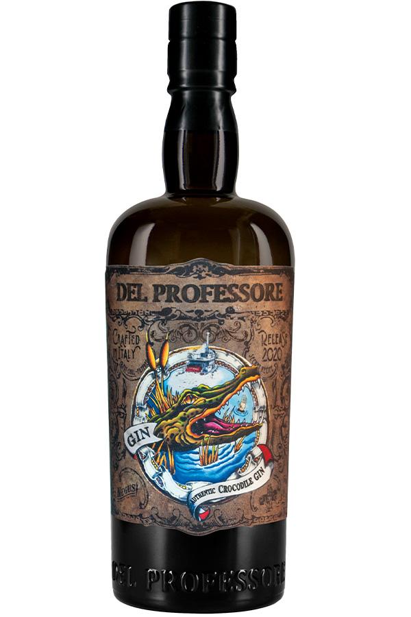 Gin Del Professore AUTHENTIC CROCODILE